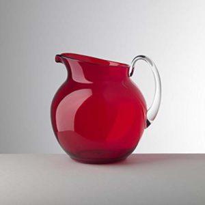 brocca palla rossa