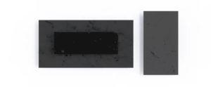 set-canape-3-piatti-marmo-nero-fiammetta-artempo-empoli
