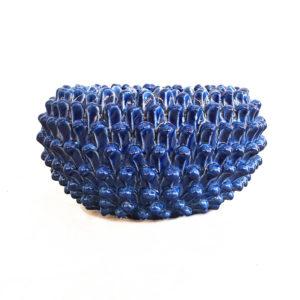 nd-dolfi-vaso-centrotavola-basso-ceramica-toscana-blu-pigna-grande-artempo-empoli