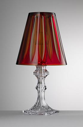 lampada-piramide-rosso-scarlet-marioluca-giusti-artempo-empoli