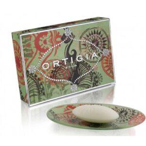 ortigia-piattino-vetro-con-sapone-fico-d-india-Artempo-manifatture-design