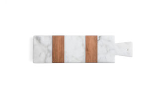 tagliere marmo legno salame FiammettaV