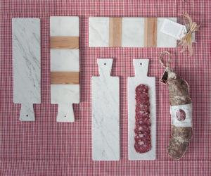 tagliere marmo salame FiammettaV. home collection
