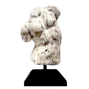 busto-legno-castorina-sbiancato-fronte