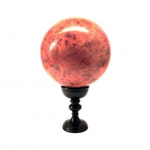 castorina-sfera-decorativa-legno-radica