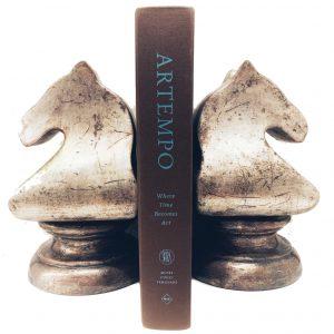 coppia-fermalibri-legno-argento-castorina-1024x1017